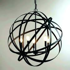 orb light chandelier chandeliers orb light chandelier ideas for idea and wooden lighting new wood pendant orb light chandelier