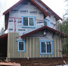 Installing Roxul Mineral Wool On Exterior Walls - Insulating block walls exterior