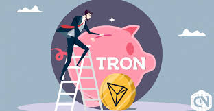 Tron Crypto Chart Tron Price Analysis Tron Trx Price Improves Momentum In