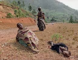 25 years ago, photos helped show scale of Rwanda's genocide — AP Images  Spotlight
