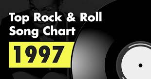 Top Charts 1997 Top 100 Rock Roll Song Chart For 1997