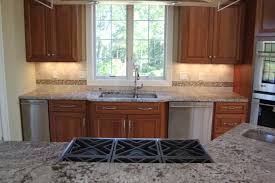 matching wall tile wood cabinets 1 if considering wood or laminate floors for your kitchen