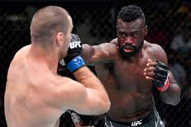 Uriah Hall releases statement after UFC ...