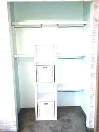 narrow closet organizer deep closet storage ideas msisabelleinfo narrow closet storage ideas