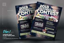 Competition Advertisement Template