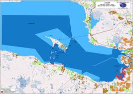 Большой порт Санкт Петербург Границы морского порта Большой порт Санкт Петербург определены Распоряжением правительства РФ № 1225 р от 20 августа 2009 года в редакции распоряжений