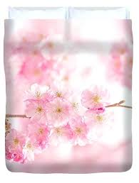 n natori cherry blossom duvet cover featuring the photograph accolade by for