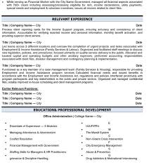 Office Administration Resume Examples Business Administration Resume Sample Template