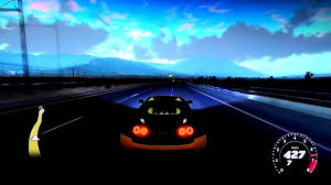 Now that the car has hit 304.77mp/h will it finally be buffed or will it remain the same underpowered, worse version of the veyron forever? Bugatti Veyron Supersport Topspeed Run 434 Km H 270 Mph Forza Horizon Hd Youtube