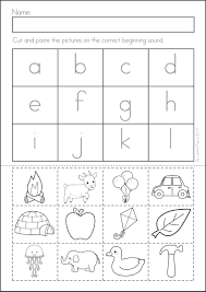 There are differences in opinion about whether using phonics is useful in teaching children to read. Worksheet Phonics For Preschool Hatunisi