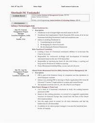 Template Cv Word Document Download Academic Resume