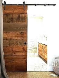 sliding barn doors for bathroom sliding barn door master bathroom barn door bathroom vanity sliding barn