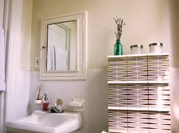 Interior Design Q & A: DIY Bathroom Cabinet & Vitamin Box Cabinet is an  Ikea cabinet decorated with wall paper.