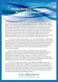 Nephrology Personal Statement Examples
