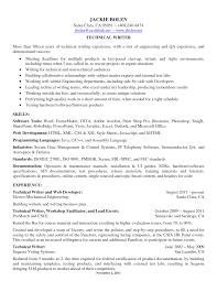 Technical Writer Resume Template Ideas Collection Writer Resume Fancy Resume Writer Resume Templates 16