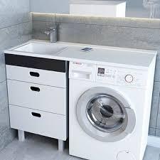 <b>Раковина</b> под стиральную машину <b>Andrea Cosmos</b> ...