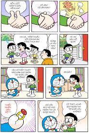 Tập 5 - Chương 11: Chiếc nhẫn siêu việt - Doremon - Nobita