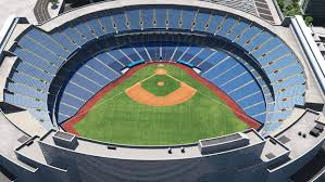 Rogers Skydome Seating Chart Toronto Blue Jays Virtual Venue By Iomedia