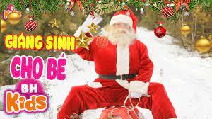 Nhạc Giáng Sinh Vui Nhộn Cho Bé - We Wish You A Merry Christmas - Nhạc  Thiếu Nhi Bé Xuân Mai - YouTube