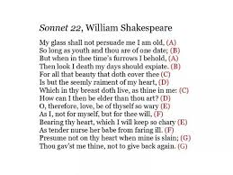 how to write a sonnet 9 steps