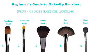 plete picture guide basic makeup brushes guide for beginners 4 plete makeup brush set and their