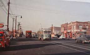 crawford avenue and coney island avenue new york city 1955