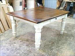distressed kitchen table furniture with stain rustic white dining chairs wood cabinets tables and