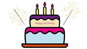 Happy Birthday | Bánh Gato Chúc Mừng Sinh Nhật Bé | Sinh nhật, Chúc mừng,  Gatos
