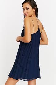 Kimchi Blue Strappy Neck Trapeze Dress Lyst