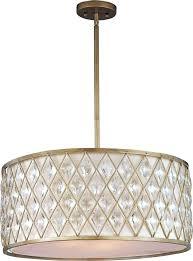 pendant drum shade four light golden silver drum shade pendant lighting etc family room or large pendant lighting drum shade