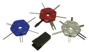 amazon com lisle 57750 wire terminal tool kit automotive