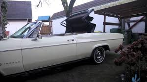1966 Chevrolet Impala Convertible - FOR SALE - YouTube