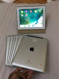 Bán nhanh máy tính bảng iPad 4 zik đẹp nguyên bản rẻ - Tablets & eBook  Readers - Da Lat