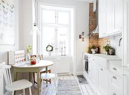Modern Rustic White Country Kitchen Best 20 Kitchens Ideas On Pinterest Inside Decor