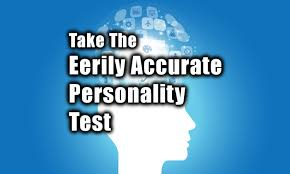 Your Personality Chart Free Personality Test Highly Accurate See My Personality