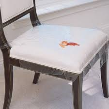 valuable design dining room seat protectors plastic covers elegant chair prime 3 and