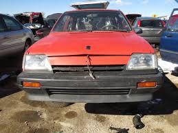 Junkyard Find: 1988 Chevrolet Sprint Electric Sport - The Truth ...