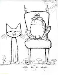 Best Ideas Of 15 Beautiful Pete The Cat Coloring Page For Your