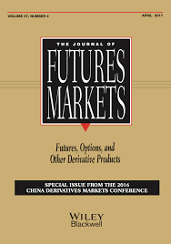 template for submissions to journal template for submissions to journal of futures markets latex