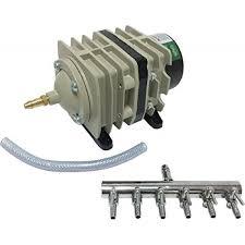 hydrofarm aapa45l 20 watt 45 lpm active aqua commercial air pump