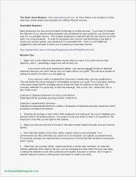 How To Create A Great Resume How To Make A Good Resume Sample Elegant Writing A Good Resume
