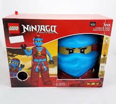 Disguise Lego Ninjago Nya Deluxe Halloween Costume Girls Childs Medium 7-8  NEW for sale online | Lego, Lego ninjago, Halloween