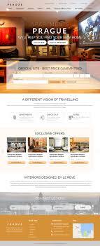 apartment website design. Apartment Web Design For A Company In Czech Republic | 16859539 Website