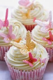Baby Shower Cake Butterfly Theme Cupcakes Could Frost In White To