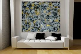 large wall art black white gold modern abstract painting large acrylic painting original custom order original abstract marcy chapman on large white and gold wall art with large wall art black white gold modern abstract painting large