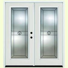 exterior french patio doors. 68 in. x 80 orleans white primer prehung primed left-hand inswing exterior french patio doors