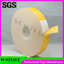 China Somitape Sh334 Supe <b>High Density Double</b> Sided PE Foam ...