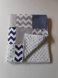 Best 25+ Baby patchwork quilt ideas on Pinterest | Patchwork ... & Minky Baby Boy Patchwork Quilt Blanket Riley by KristensCoverlets Adamdwight.com