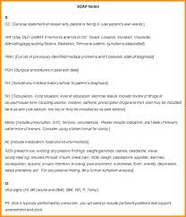 Soap Note Format Soap Notes Of Note Template Microsoft Word Royaleducation Info