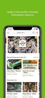 Leafly Marijuana Reviews On The App Store